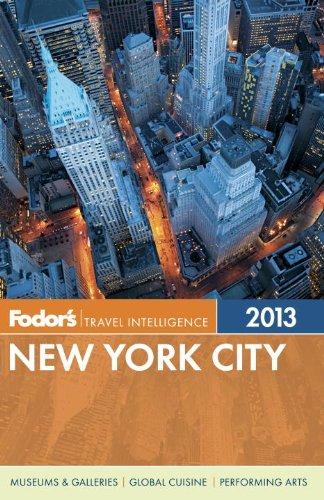 Fodor's New York City [With Map]: Lynne Arany, Alexander