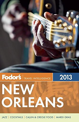 9780307929334: Fodor's New Orleans 2013