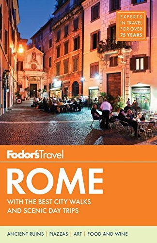 9780307929358: Fodor's Rome: with the Best City Walks and Scenic Day Trips