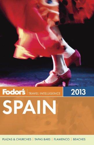 9780307929464: Fodor's Spain 2013 (Full-color Travel Guide)