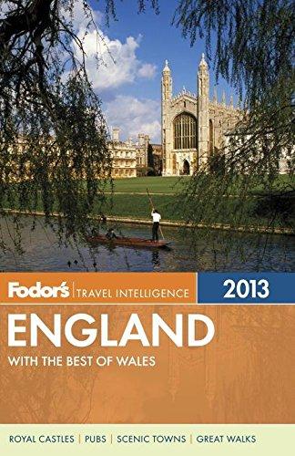 9780307929471: Fodor's England 2013