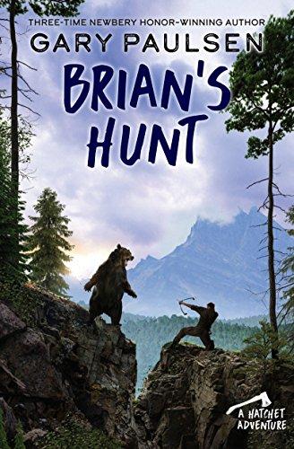 Brian's Hunt: Paulsen, Gary