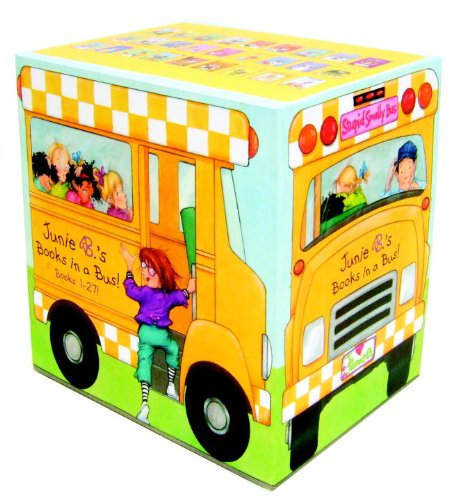 Junie B.'s Books in a Bus! (Books 1-27!): Park, Barbara
