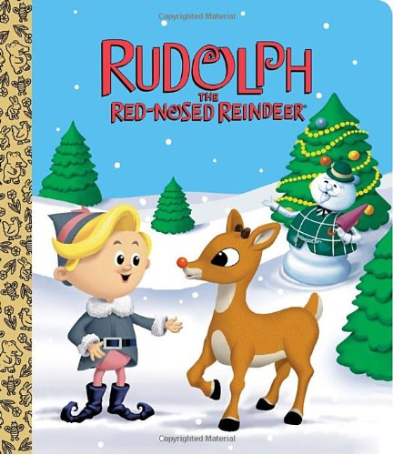 9780307929877: Rudolph the Red-Nosed Reindeer (Rudolph the Red-Nosed Reindeer) (Big Golden Board Book)