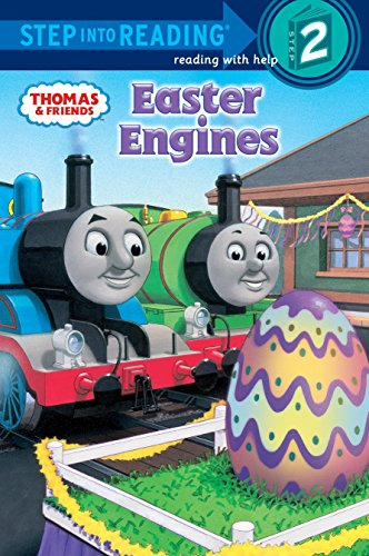 9780307929969: Easter Engines (Thomas & Friends) (Step Into Reading. Step 2)
