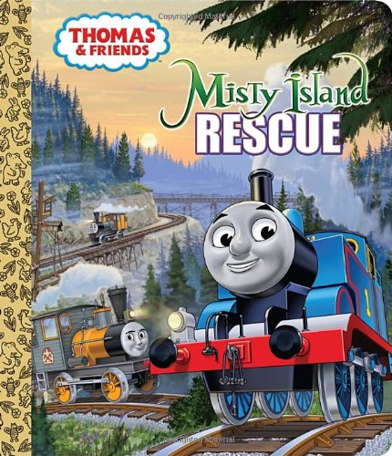 9780307930019: Misty Island Rescue (Thomas & Friends) (Big Golden Board Book)