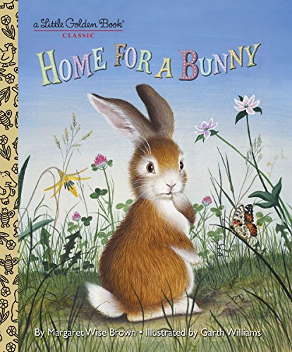 9780307930095: Home for a Bunny (Little Golden Book)