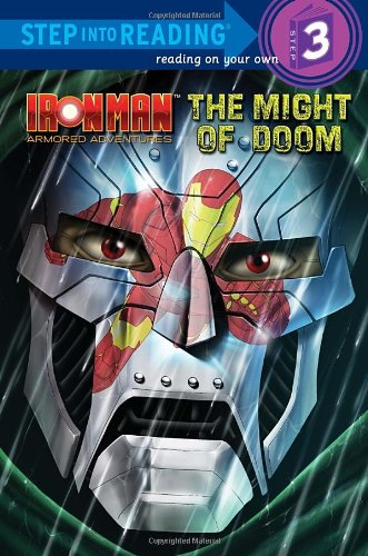 9780307930194: The Might of Doom (Marvel: Iron Man) (Step into Reading)