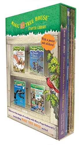 9780307930453: Magic Tree House Starter Library Boxed Set