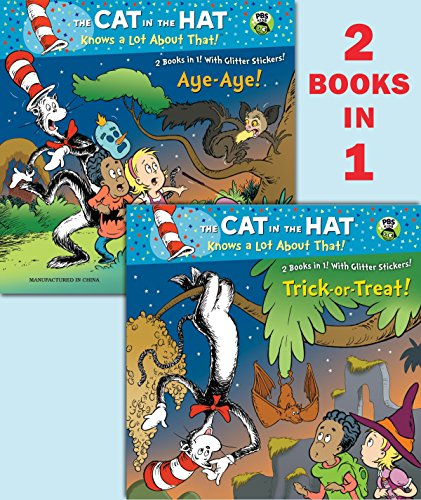 9780307930569: Trick-Or-Treat!/Aye-Aye! (The Cat in the Hat Knows a Lot About That!)
