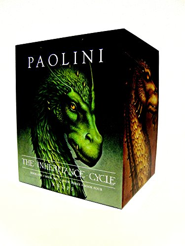 9780307930675: Inheritance Cycle 4-Book Hard Cover Boxed Set (Eragon, Eldest, Brisingr, Inheritance)