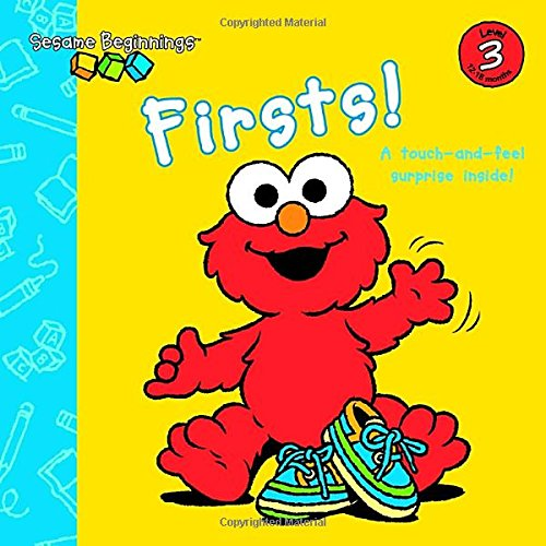 Sesame Beginnings: Firsts! (Sesame Street) (0307930696) by Naomi Kleinberg