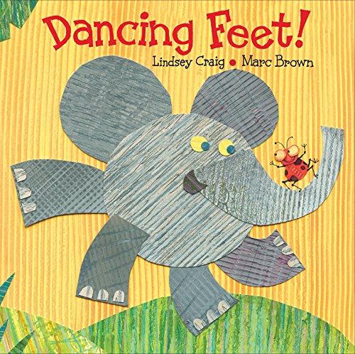 9780307930811: Dancing Feet!