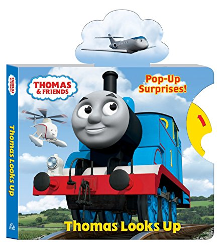 9780307930927: Thomas Looks Up (Thomas & Friends) (Thomas & Friends (Board Books))
