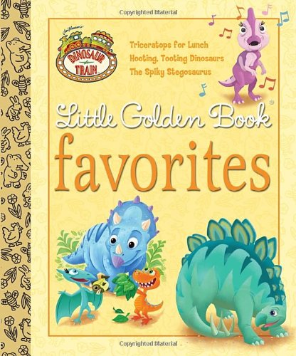 9780307931061: Dinosaur Train Little Golden Book Favorites