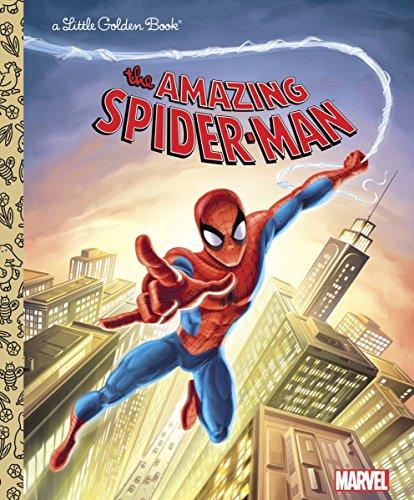 9780307931078: The Amazing Spider-Man (Marvel: Spider-Man) (Little Golden Books)