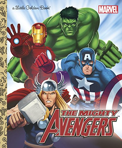 9780307931092: The Mighty Avengers