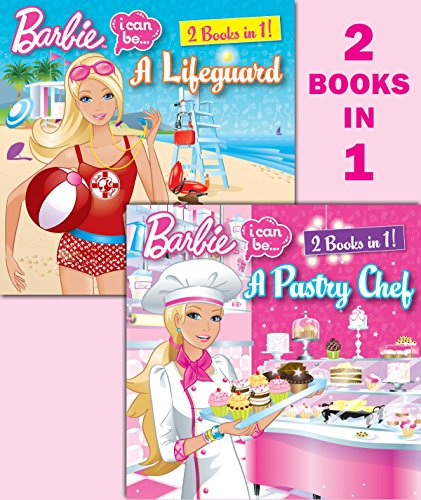 9780307931146: I Can Be a Pastry Chef/I Can Be a Lifeguard (Barbie) (Pictureback(R))