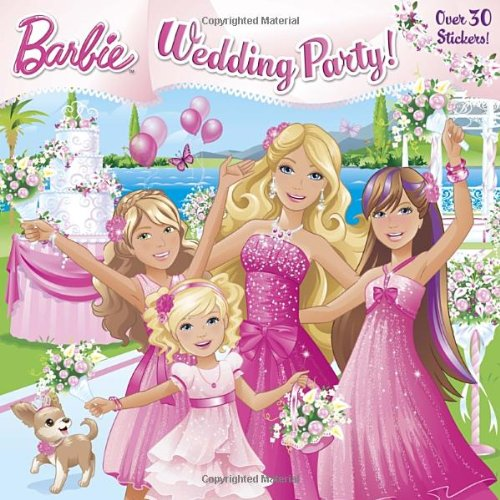 9780307931160: Wedding Party! (Barbie) (Pictureback(R))