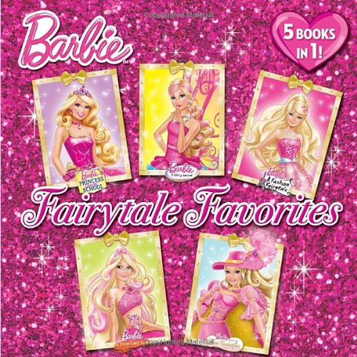 9780307931177: Fairytale Favorites (Barbie)