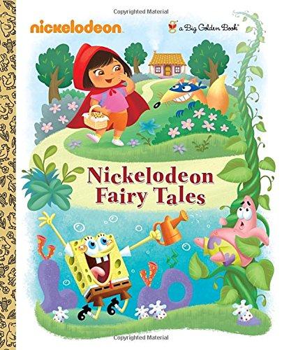 9780307931351: Nickelodeon Fairy Tales (Nickelodeon) (Big Golden Book)