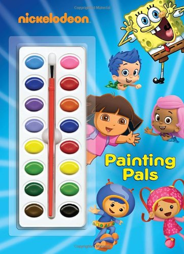 9780307931368: PAINTING PALS - DELU