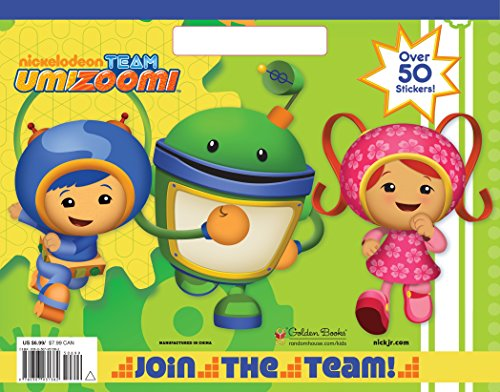 9780307931382: Team Umizoomi: Join the Team!