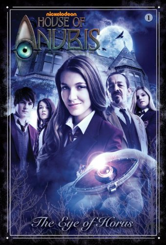 9780307931405: The Eye of Horus (House of Anubis)