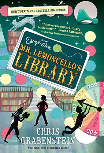 9780307931474: Escape from Mr. Lemoncello's Library