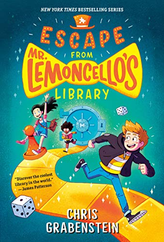 9780307931474: Escape from Mr. Lemoncello's Library