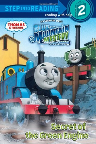 9780307931504: Secret of the Green Engine (Thomas & Friends) (Step into Reading)