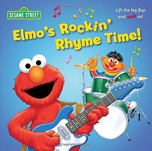 Elmo's Rockin' Rhyme Time! (Sesame Street) (Sesame Street (Random House)) (0307931846) by Naomi Kleinberg