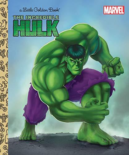 9780307931948: The Incredible Hulk (Marvel: Incredible Hulk) (Little Golden Book)