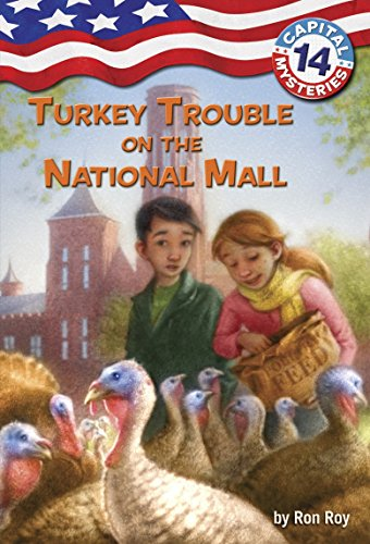 9780307932204: Capital Mysteries #14: Turkey Trouble on the National Mall