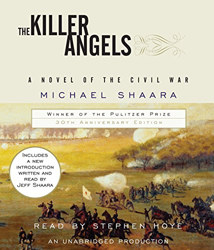 9780307932884: The Killer Angels: The Classic Novel of the Civil War