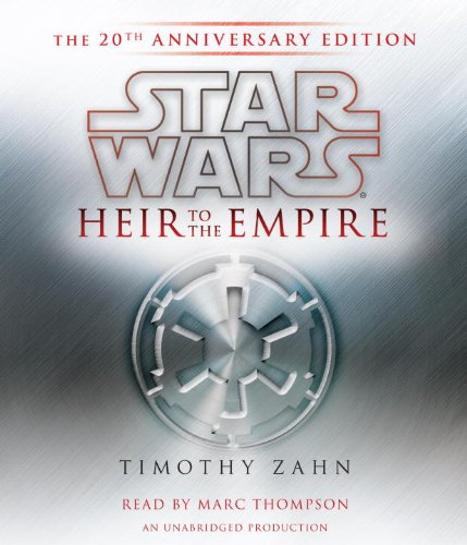 9780307933553: Star Wars: Heir to the Empire, 20th Anniversary Edition