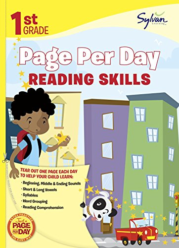 9780307944597: 1st Grade Page Per Day: Reading Skills