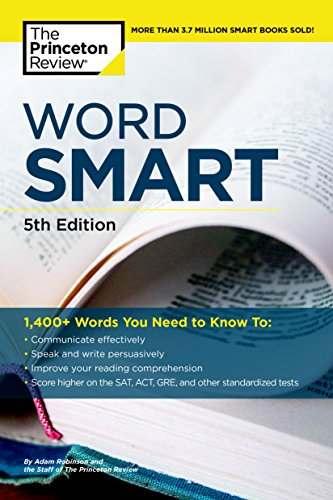 9780307945020: Word Smart (Word Smart (Building An Educated Vocabulary))