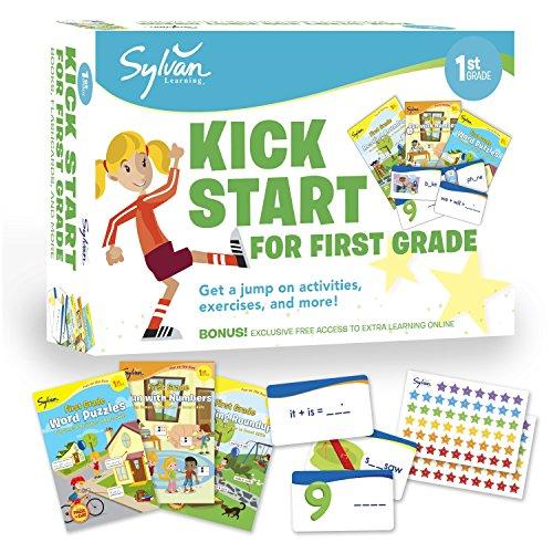9780307946140: Sylvan Kick Start for First Grade (Sylvan Language Arts Bundles)