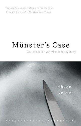 9780307946416: Münster's Case: An Inspector Van Veeteren Mystery (6) (Inspector Van Veeteren Series)