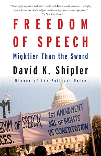 9780307947611: Freedom of Speech: Mightier Than the Sword