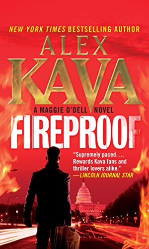 9780307947703: Fireproof: A Maggie O'Dell Mystery