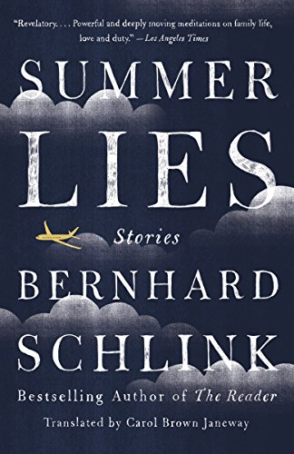 Summer Lies: Stories (Vintage International): Bernhard Schlink