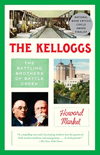 9780307948373: The Kelloggs: The Battling Brothers of Battle Creek