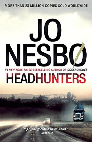 9780307948687: Headhunters (Vintage Crime/Black Lizard)