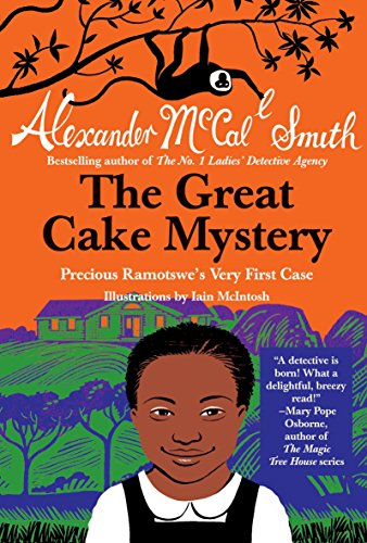 9780307949448: The Great Cake Mystery: Precious Ramotswe's Very First Case