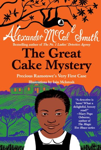 9780307949455: The Great Cake Mystery: Precious Ramotswe's Very First Case (Precious Ramotswe Mysteries for Young Readers)