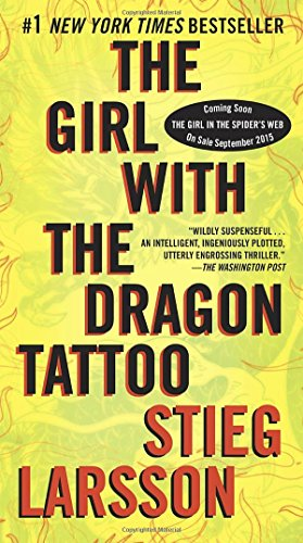 9780307949486: The Girl with the Dragon Tattoo (Vintage Crime/Black Lizard)