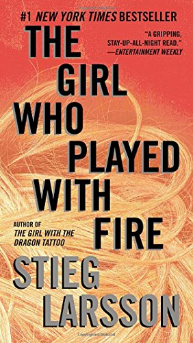 The Girl Who Played with Fire: Book: Stieg Larsson