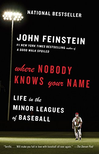 9780307949585: Where Nobody Knows Your Name: Life in the Minor Leagues of Baseball (Anchor Sports)